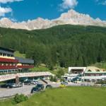 Sowohl im Winter als auch im Sommer ist das Sporthotel Obereggen der ideale Ausgangspunkt für allerlei Unternehmungen. Foto: Sporthotel Obereggen