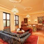 Die Mönchstein-Suite.