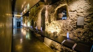 Das Klostermuseum von Europas höchstgelegener Benediktinerabtei Marienberg im Vinschgau hat Star-Architekt Werner Tscholl entworfen. - Foto: Südtirol für alle