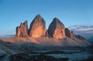 Die Drei Zinnen sind eines des meistfotografierten Gebirgsmassive in Südtirol. - Foto: Tourismusverband Hochpustertal