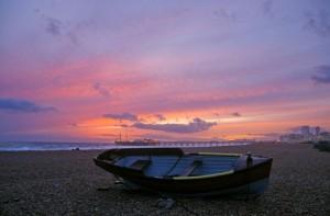 Brighton Beach. Foto: Christine Matthews. CC BY-SA 2.0