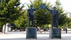 Römische Vergangenheit in Lugo