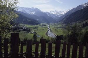 Im Ridnauntal spielt das Element Wasser eine dominierende Rolle.