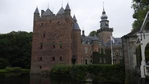 Das Schloss Muiderslot.