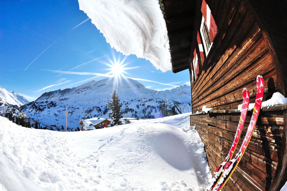 : Bei diesem Wetter dürfte die Stimmung alles andere als im Keller sein. – Foto: Tourismusverband Obertauern
