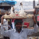 Vieles wird in Bangladesch auf dem Kopf getragen.