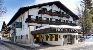 Das Hotel Tyrol in Seefeld. Foto: MM One Group