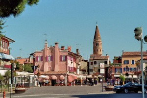 Die Altstadt von Caorle. Foto: Rabe!/CC BY-SA 3_0