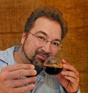 Markus Raupach weiß, wovon er spricht, schließlich muss ein Bier-Sommelier ein fundiertes Wissen haben. - Foto: Brauerei Gebr. Maisel