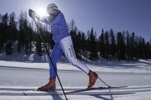 "Der Langlaufwettbewerb Toblach-Cortina ist ab heuer Teil der Serie ""Ski Classics"". Foto: giuseppeghedina.com"