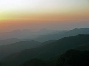 Traumhafte Berglandschaften in Armenien.