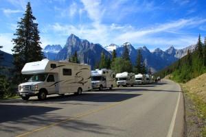 Gemeinsam unterwegs: geführte Campertouren von Vancouver nach Calgary mit dem Kanadakenner Andreas Keller im August und September. -  Foto: CRD Int / A. Keller