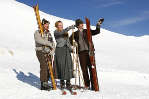 Ladiner gelten auch als modebewusst. Das war schon vor über 100 Jahren so. – Foto: Val Gardena/Gröden Marketing