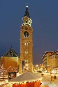 Cortina ist der Mittelpunkt des Ampezzo. – Foto: Bandion