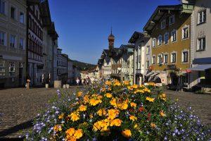 Eine wunderbare Kulisse: Bad Tölz. - Foto: Archiv der Tourist-Info Bad Tölz