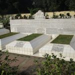 Friedhof in Dhaka.