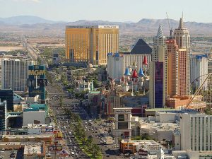 Las Vegas. Foto: Jon Sullivan