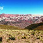 Serranías del Hornocal, Humahuaca.