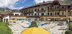 Das Hotel Sonhof in Sterzing. Foto: Hotel Sonhof