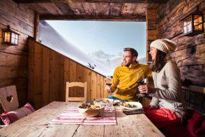 "Alta Badia, Dolomiten, Südtirol, Genuss, Gastronomie, Gourmet, Skisafari, ""Top of the Mountains"", Küche, Spezialität, Sommelier"