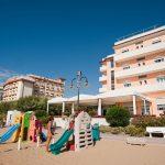 Das Hotel Corallo in Jesolo. Foto: Hotel Corallo