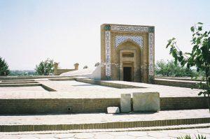Samarkand Observatotrium des Ulugh Beg. Foto: Wikipedia
