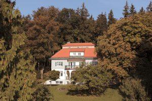 Die Thomas-Mann-Villa in Bad Tölz ist das einzige, im Original erhaltene, von der Familie Mann erbaute Haus. - Foto: Tourist-Info der Stadt Bad Tölz