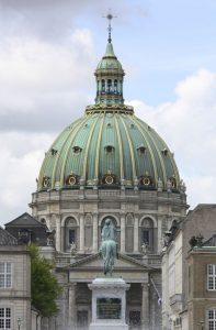 Die Frederikskirche in Kopenhagen (Bild: Oliver Richter)