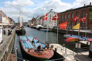 Der Nyhavn, Kopenhagens Touristenmagnet (Bild: Oliver Richter)
