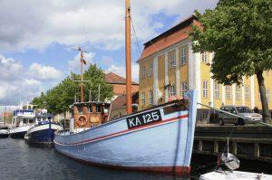 Ein Kanal in Christianshavn (Bild: Oliver Richter)