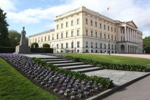 Das königliche Schloss in Oslo (Bild: Oliver Richter)