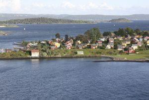 Die Osloer Bucht (Bild: Oliver Richter)
