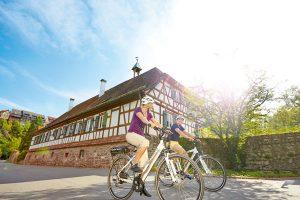 Eine Radtour im Nördlichen Schwarzwald sowie in und um Calw ist immer lohnenswert. - Foto: Tourismus GmbH Nördlicher Schwarzwald