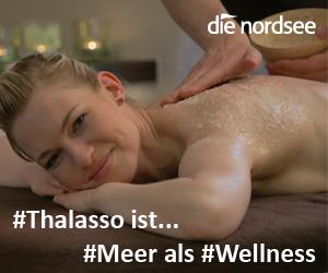 #Nordsee - Thalasso ist #Meer als #Wellness
