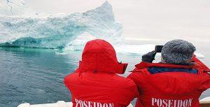 Eisberge - ein Traum in Weiß. Foto: Poseidon Expeditions
