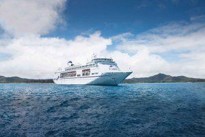 Auf der MS Columbus werden die Passagiere rein vegan bekocht. - Foto: Cruise & Maritime Voyages