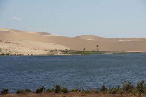 Die berühmten Dünen von Mui Ne. Foto: Kathrin Schierl