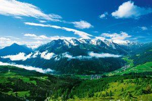 Das Bergpanorama ist umwerfend. - Foto: Tourismusverband Tux-Finkenberg