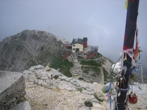 Der letze große Gipfel Cima Carega.