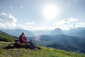 Ob auf flachen Panoramawegen oder im Hochgebirge – rund um Seefeld wird es dem Wanderer niemals langweilig. - Foto: Tourismusverband Olympiaregion Seefeld
