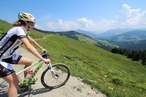 Die Wildschönau gilt unter Bike-Fans als Geheimtipp. - Foto: Wildschönau Tourismus