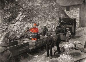 Eine historische Entdeckungsfahrt bietet die Rhätische Bahn an. - Foto: Rhätische Bahn