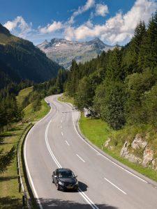 Die Felbertauernstraße verbindet die beiden Städte Mittersill im Bundesland Salzburg und Lienz in Osttirol. - Foto: Martin Lugger
