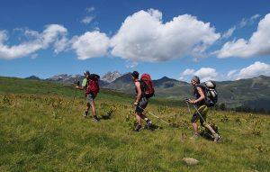 Im Paznaun kommen Wanderer voll auf ihre Kosten. - Foto:Tourismusverband Paznaun – Ischgl