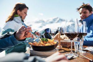 Skifahren mit Genuss startet in diesem Winter am 10. Dezember. - Foto: molography