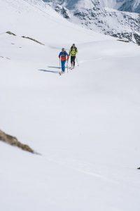Rund um das Pitztaler Gletschergebiet öffnen sich grenzenlose Weiten für Skitourengeher. - Foto: TVB Pitztal