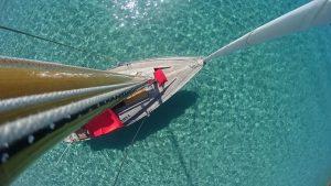Was für ein Blick. Foto: Click&Boat