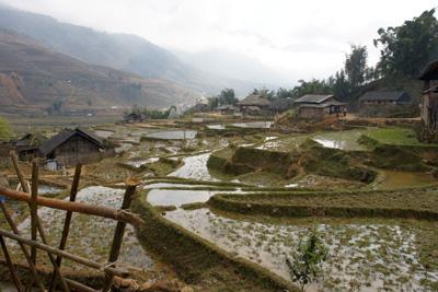 Das Dorf Lao Chai.