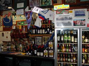 Pub in Jambaraoo auf dem Land.