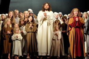 Die Thierseer Passionsspiele: Die Geschichte vom Leben und Leiden Christi fasziniert auch noch nach 2000 Jahren.